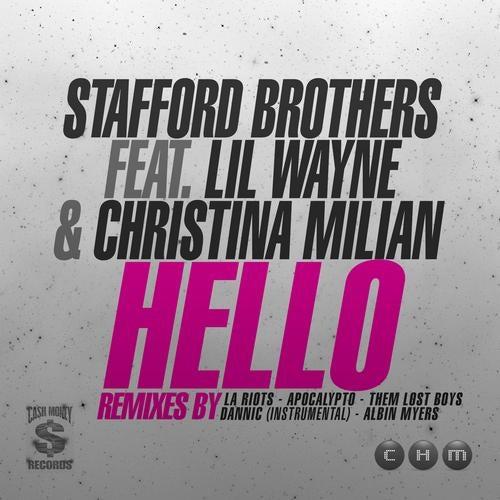 Stafford Brothers feat. Lil Wayne & Christiana Milian -  Hello (Dannic Remix)