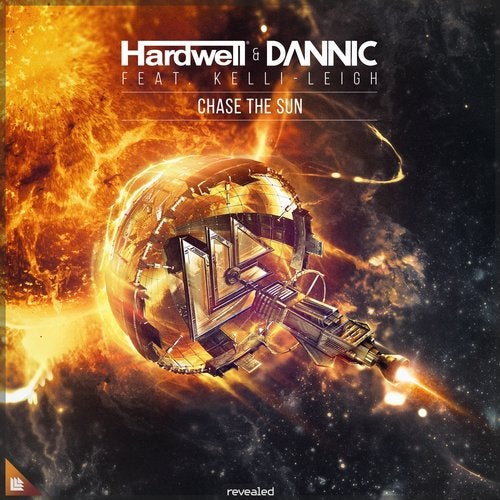 Hardwell & Dannic ft. Kelli-Leigh - Chase The Sun
