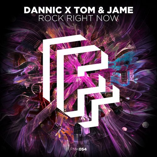 Dannic vs Tom & Jame -  Rock Right Now